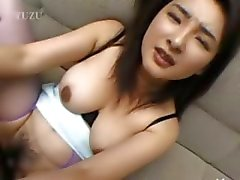 Perfect hairy anal sexing from Tokyo