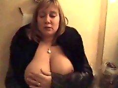 amatör stora bröst fett underkläder