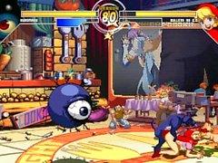 Mugen Bulleta no panties 2 vs Kuromaru