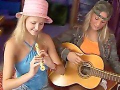 Teen girls big cock first sex story Two tastey blond lesbian
