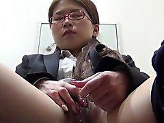 asiatico tastare hd giapponese masturbazione