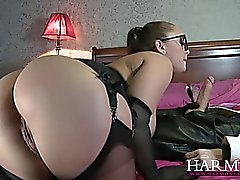 Liza del Sierra loves to get fucked in her thick ass