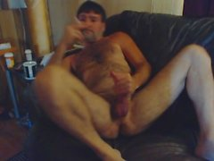 stroking cumming telling you what gets me off about your butt hole an body