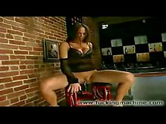 Venus Hottie Gets Fucked By Machines In Pussy, Ass, And Both With Squirt Fuckingmachines Robosex.av