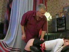 siyah saçlı oral seks kafkas çift