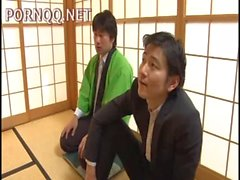Anal Aisaki Reira of 4 Bijin Landlady & a mp_ woman&#039_s body reception desp