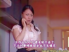 Miki Sato cute real asian mature model part2