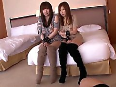 SEX GAME 2 People Busty Beauty Sisters Woke Up