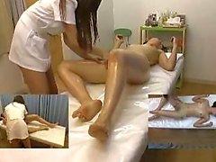 dedilhado japonês lésbicas
