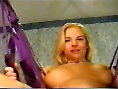 Milf Jan teach Dee first time interracial gangbang