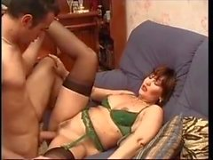 he fucks his slut stepmother