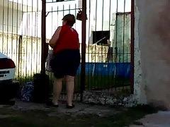 isoäidit ulko bbw piilotettu kamerat