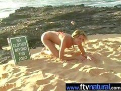 carli bankalar kamu dışında çıplak -beach