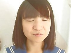 giapponese studentesse adolescente