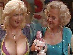 británico celebridades gracioso
