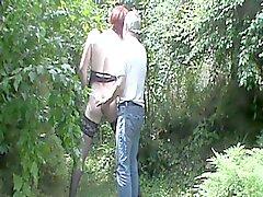 Christelletv 10 dans le jardin