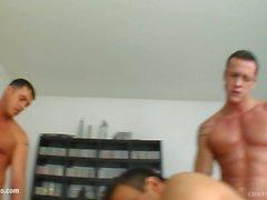 pompini sborrate sesso di gruppo cum per la copertura di hd video