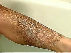 amateur douches poilu mamelons seins