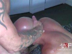 adam russo roh gang bang ohne sattel papa hart roughsex hardcore anal anal sex große stücke muskel haarige tattoos blasen schwanz