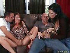 married couple initiates foursome sex