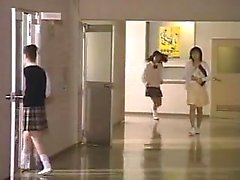 Lustful Japanese babes seize the chance to fulfill their se
