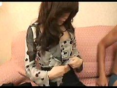 amateur asiatique bébé gros seins