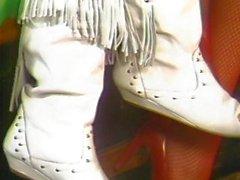 сперма диплом -на- киской подвязку ремней чулки каблуки