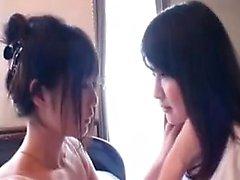 Japanese Teen Lesbian 2 Uncensored