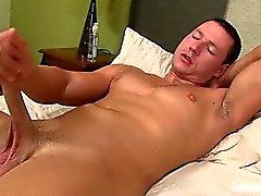 геи мастурбация соло