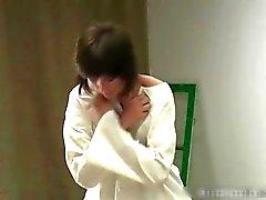 fetissi selkäsauna selkäsauna tyttö ruskeaverikkö