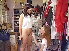fingersättning lesbiska tonåringar