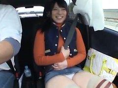 asiático japonés al aire libre