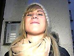 amateur blondine blowjob hardcore