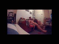 Hidden cam with Girlfriend