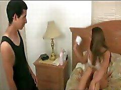 Renna blackmails her stepson