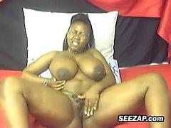 bbw büyük göğüsler siyah ve abanoz şişman