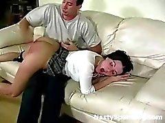 bizarro palmada fetiche