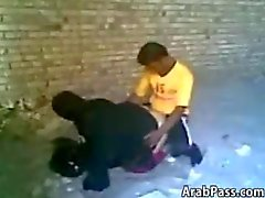 amador árabe hardcore