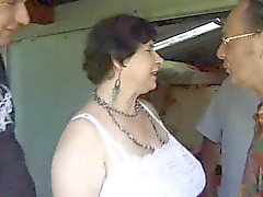 amateur bbw grandes tetas mamada grasa