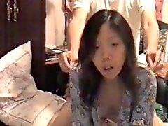 amateur asiatique chinois interracial