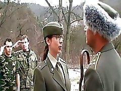 hardcore milf militär