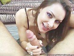 mama blow-job abspritzen orgasmus blowjob