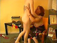 mamies lesbiennes échéance vieux jeune russe