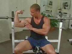 barbacka gay homosexuella par muskulär