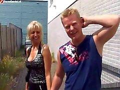 anal blondinen holländer reift milfs