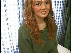 étudiante asiatique brunettes