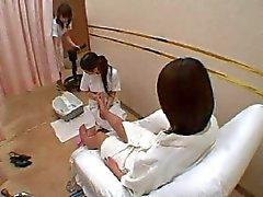 Japanese Massage video 1