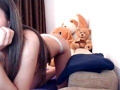 amador masturbação solo adolescente webcam
