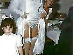 Brides Naughty in Public!