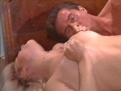Micki Lynn and Peter North